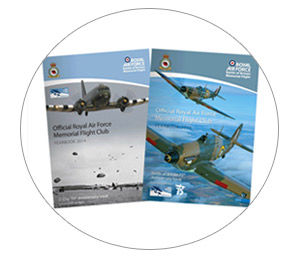 RAF Memorial Flight Club magazines