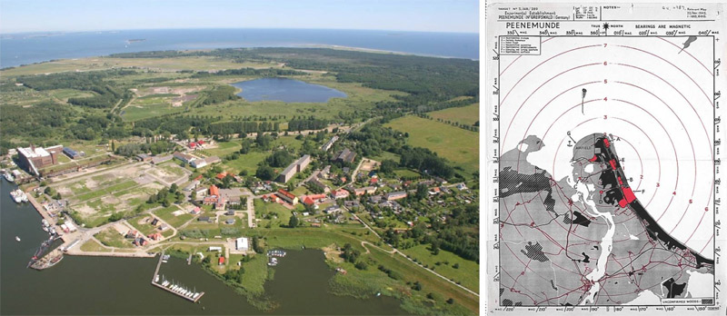 Peenemunde from the air