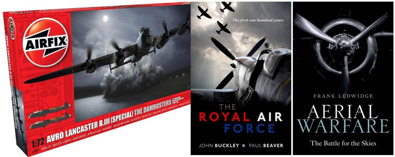 Club prizes and winners – July to September 2018 | RAF