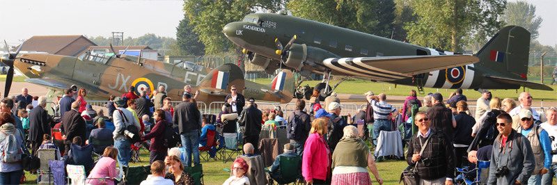 Members' Day at the BBMF