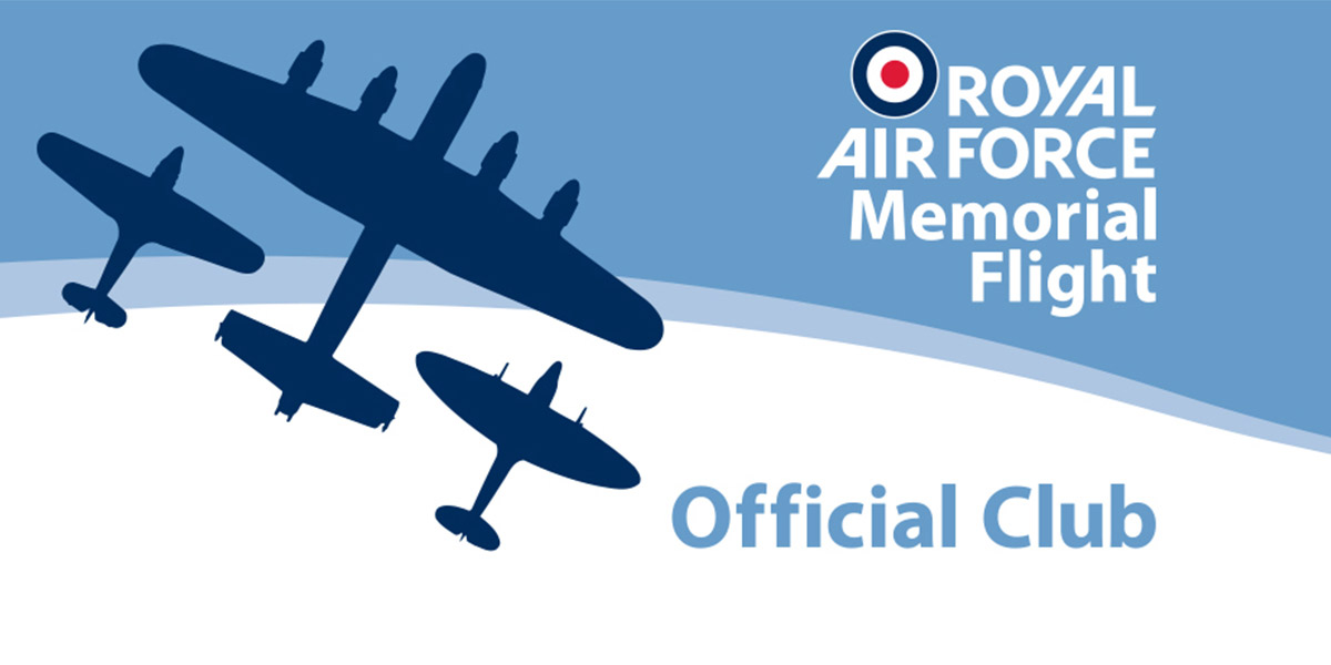 RAF Memorial Flight Club logo