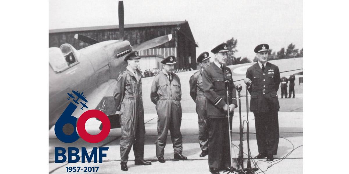 BBMF 60th anniversary
