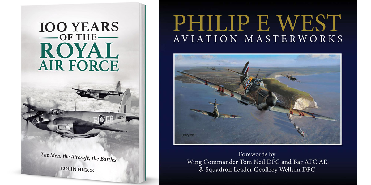 Aviation Masterworks and 100 Years of the Royal Air Force