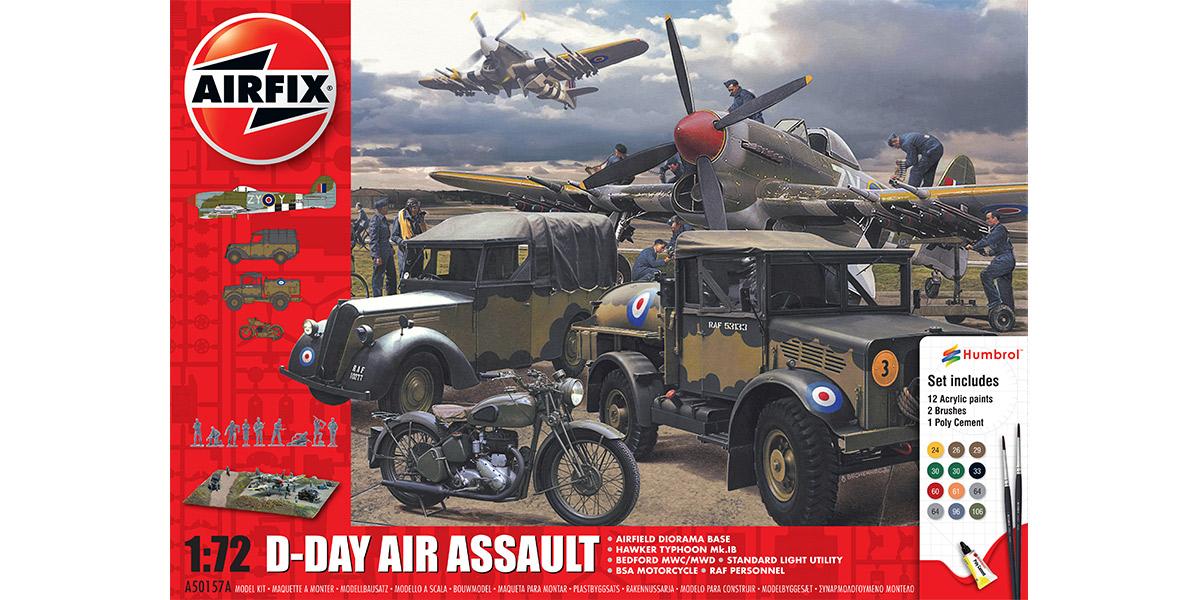 Airfix D-Day Air Assault Kit
