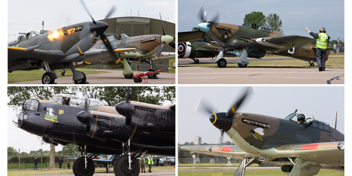 Win a fantastic 'Experience Day' at the BBMF