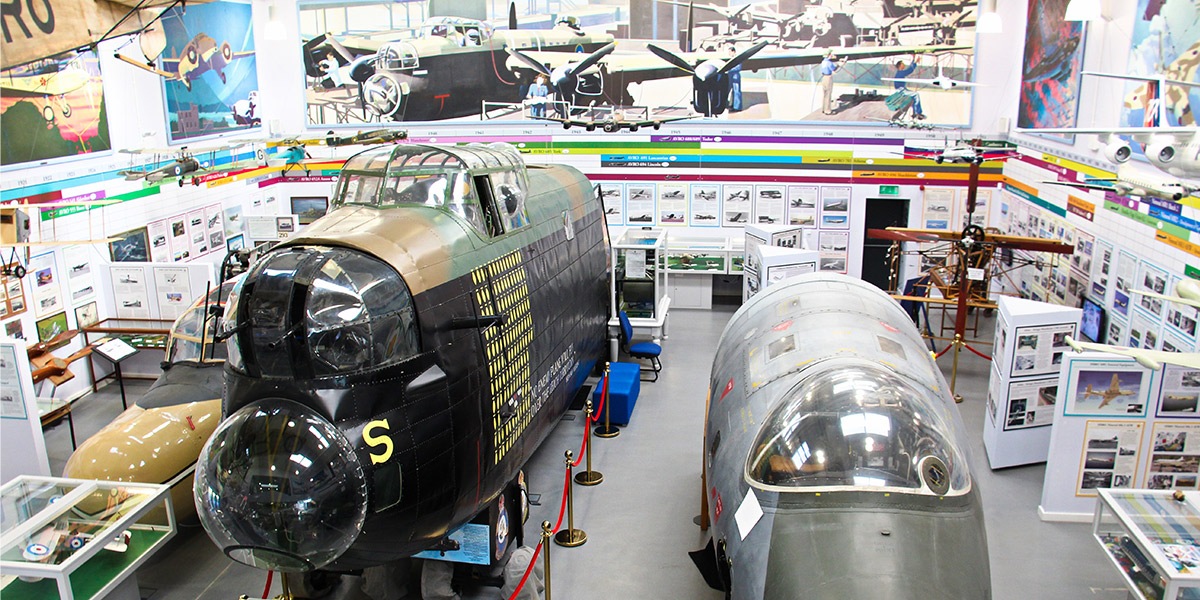 Avro Heritage Museum, Woodford