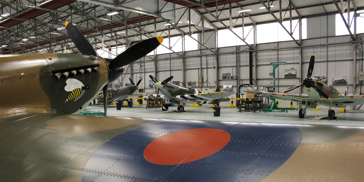 Win a VIP visit to the BBMF