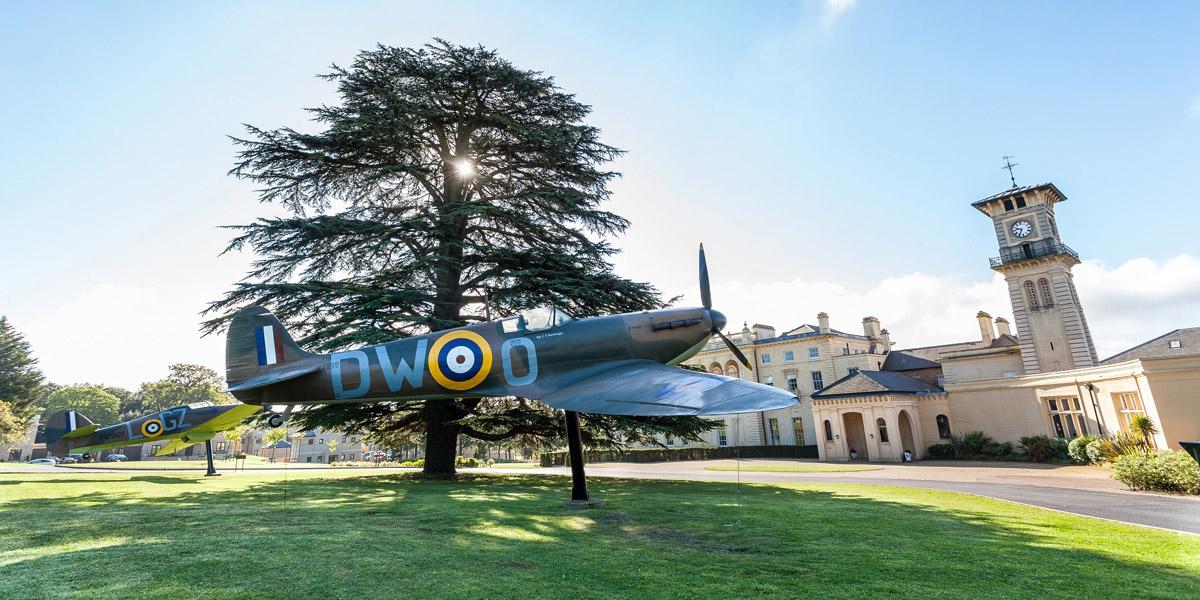 Bentley Priory Museum - win tickets