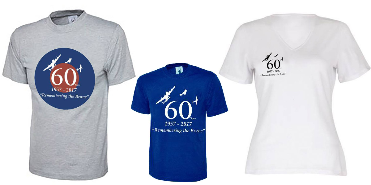 Win a BBMF 60th anniversary t-shirt