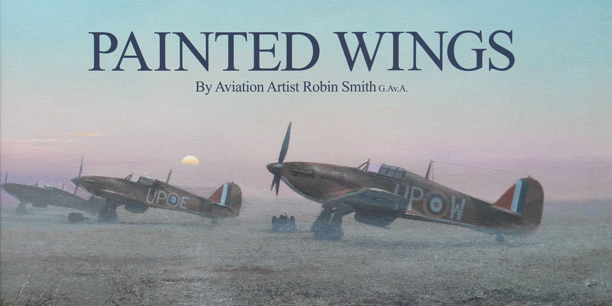 Win a copy of 'Painted Wings' by Robin Smith