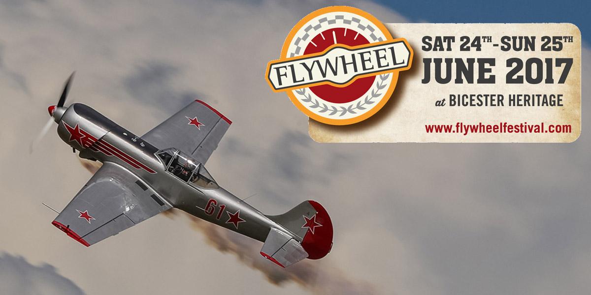 Win tickets to Flywheel