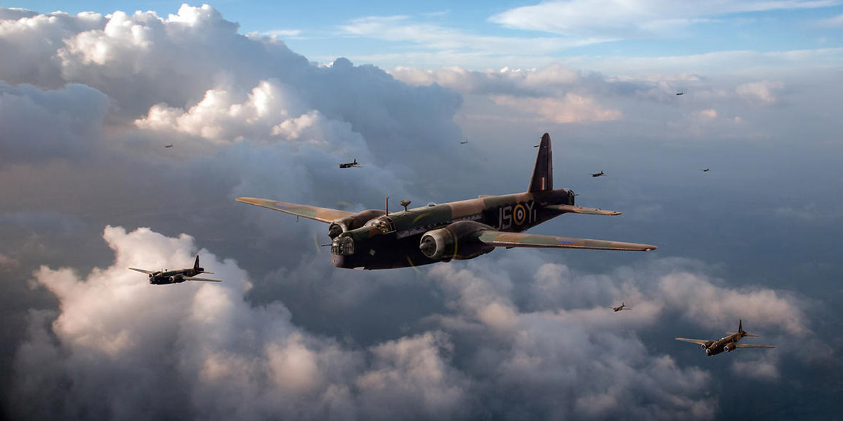 RAF Bomber Command's first 1,000 bomber raid