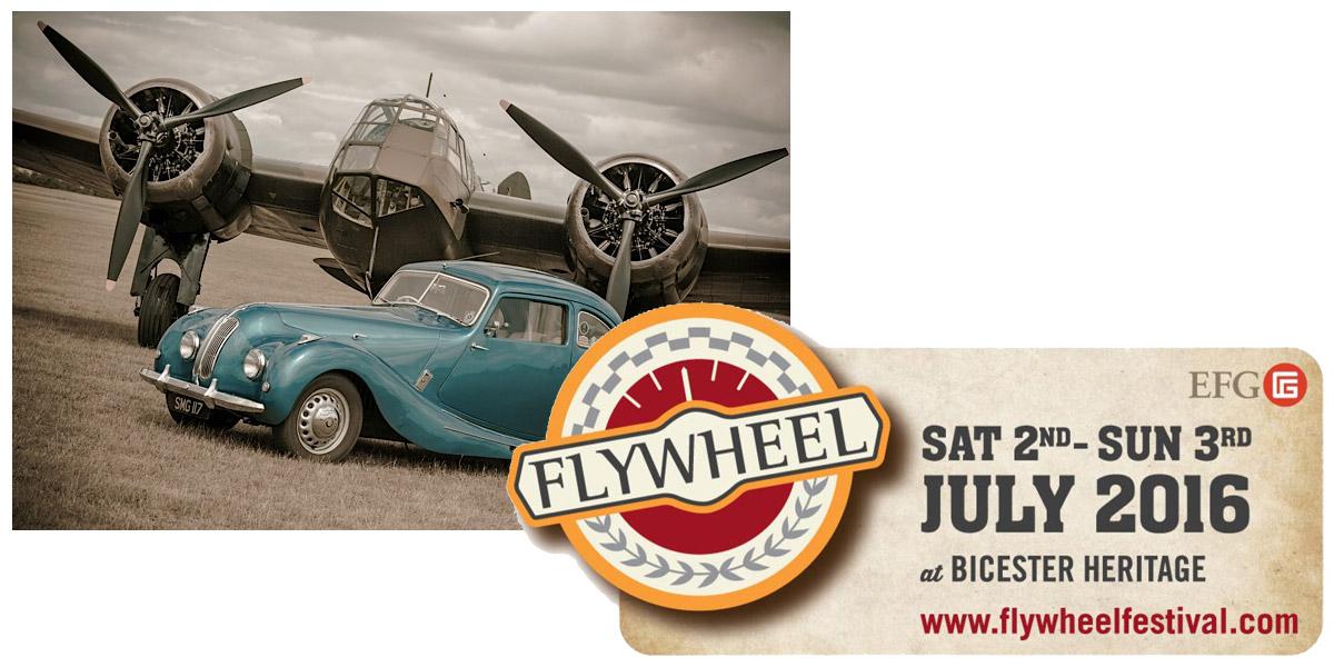 Win a family ticket to Flywheel