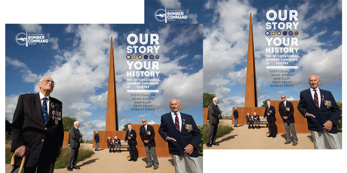 Our Story, Your History – The International Bomber Command Centre