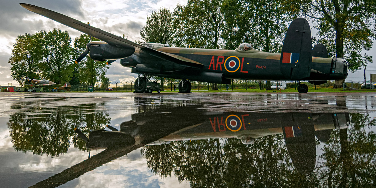 Lancaster reflection