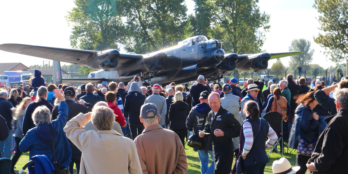 BBMF Members Day 2017