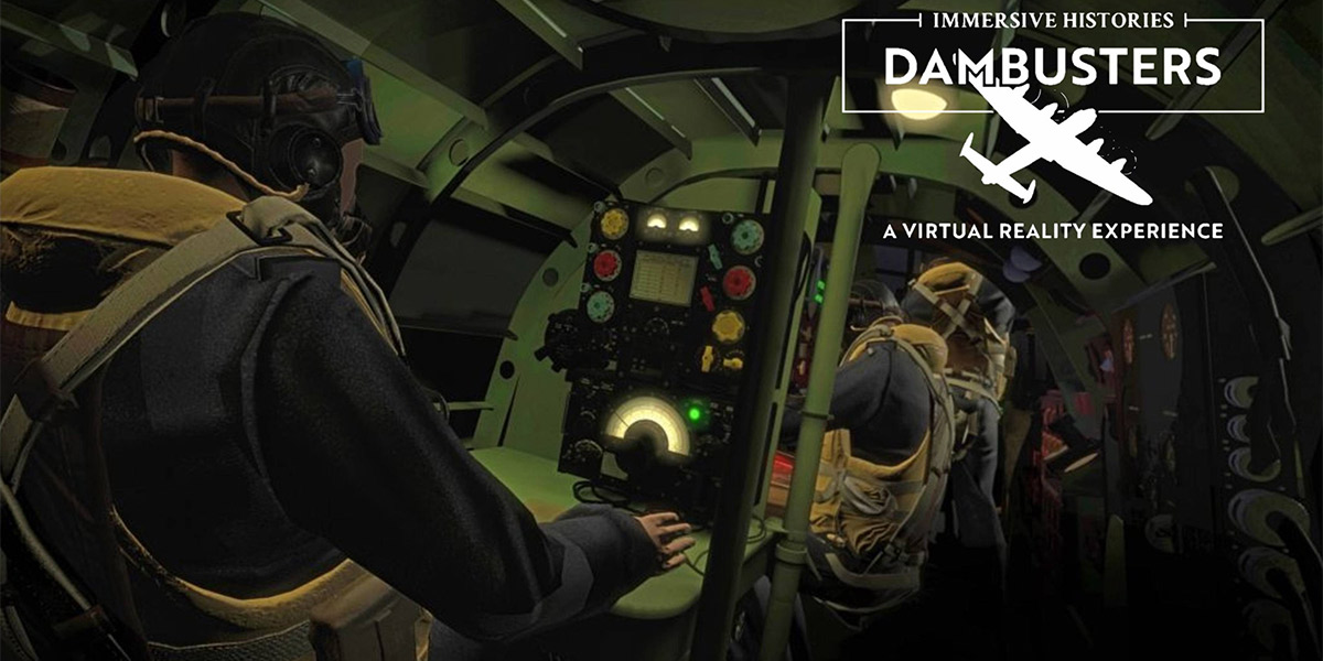 RAF Museum London's Dambusters Virtual Reality Experience