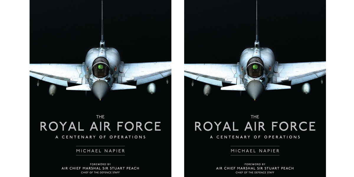 The Royal Air Force by Michael Napier