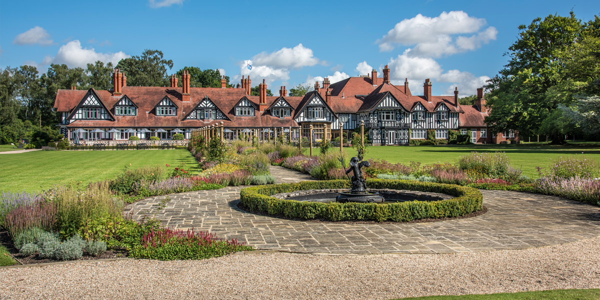 Petwood Hotel - win a dinner for two