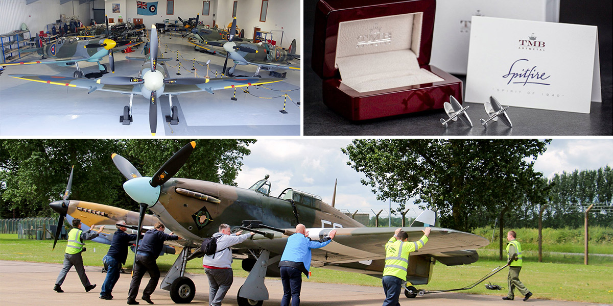 RAF Memorial Flight Club prizes from January, February and March