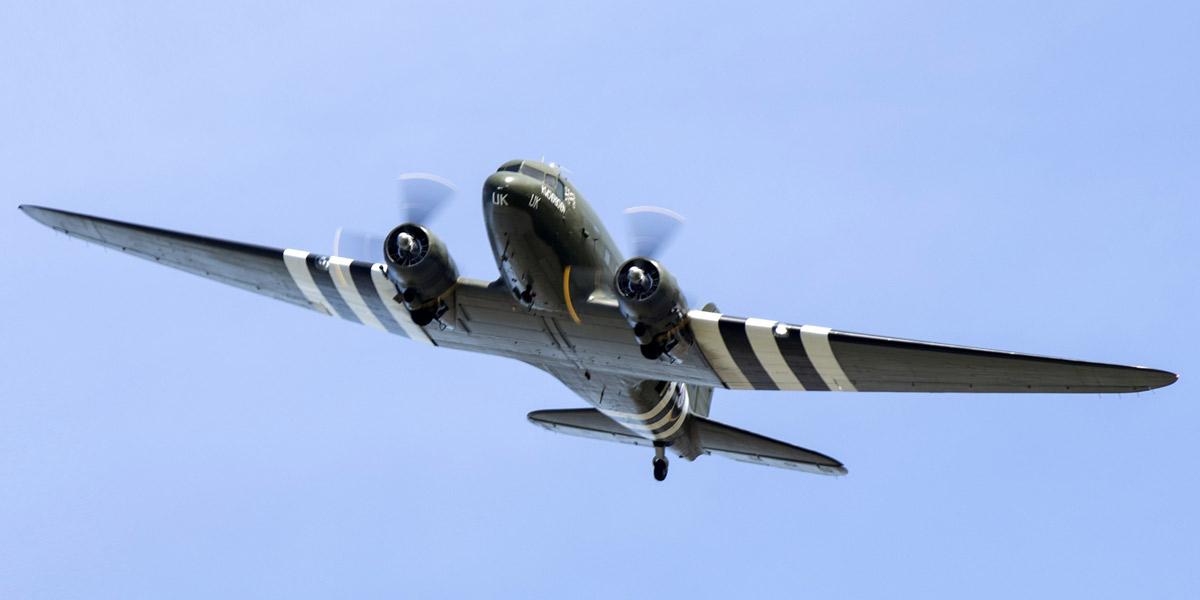 BBMF Douglas C-47 Dakota ZA947