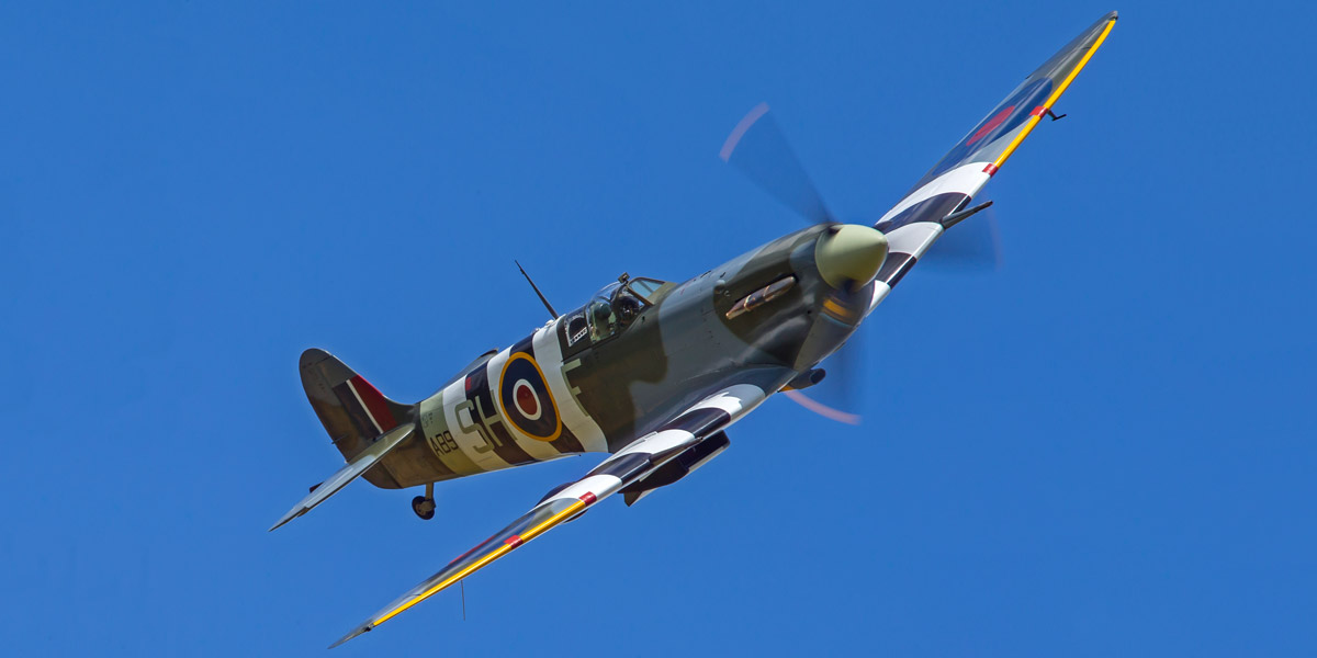 Spitfire Mk Vb AB910