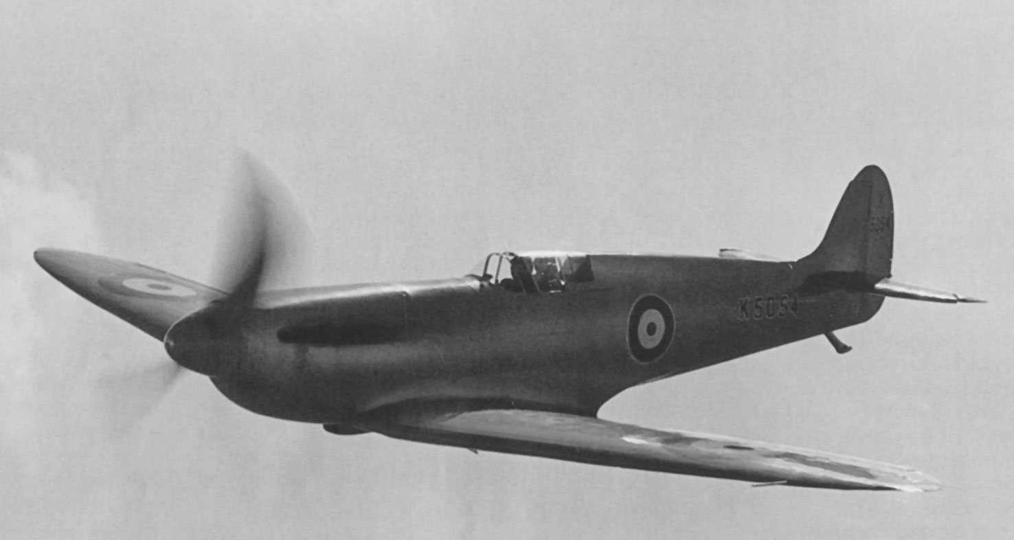 80th anniversary of the Spitfire's maiden flight