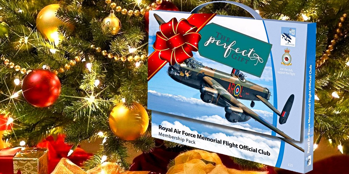 BBMF club Christmas gift membership