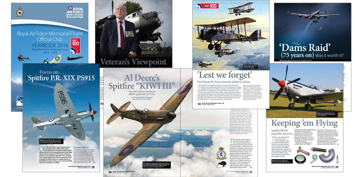 BBMF 2018 Yearbook