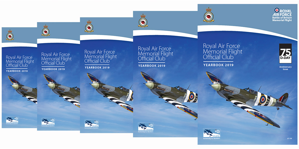 BBMF Yearbook 2019