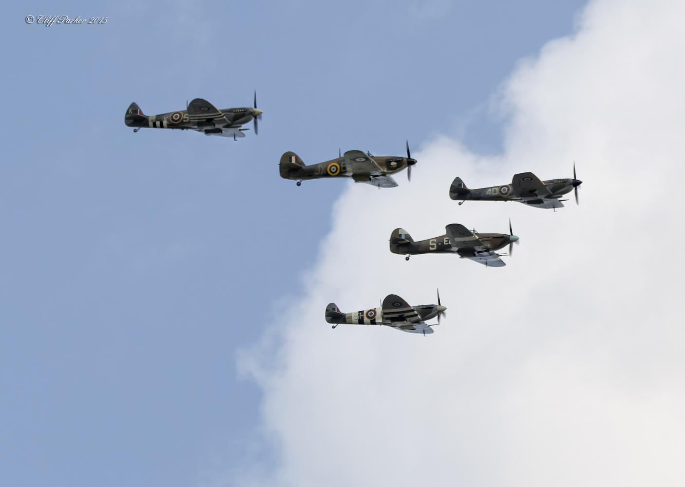 Taken at Duxford 75 September 2015