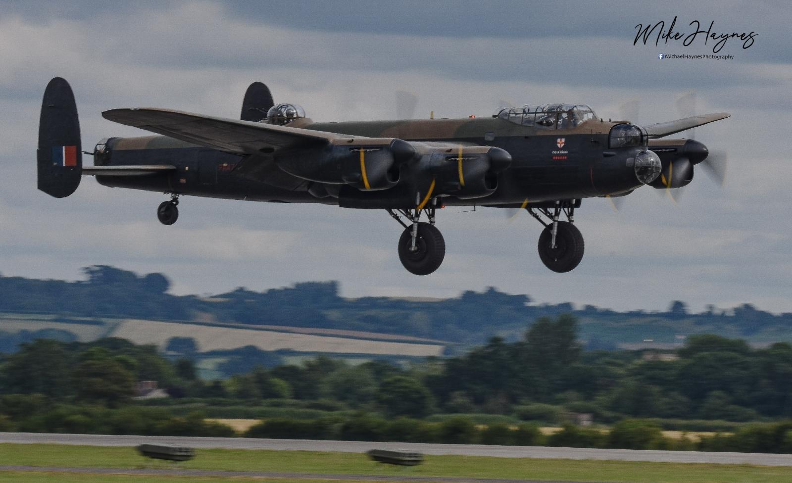 Lancaster at Yeovilton 2019