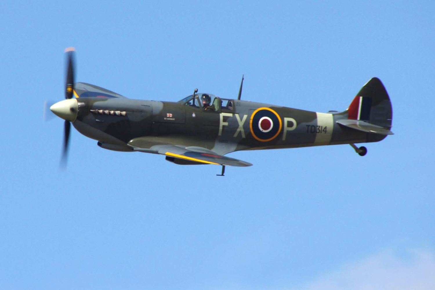 Headcorn Battle of Britain 2015