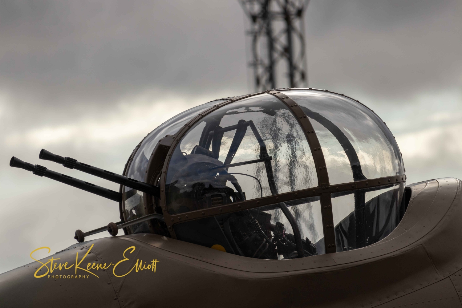 BBMF Club/LLA Members' Day 2019 - A Little Bit Wet!