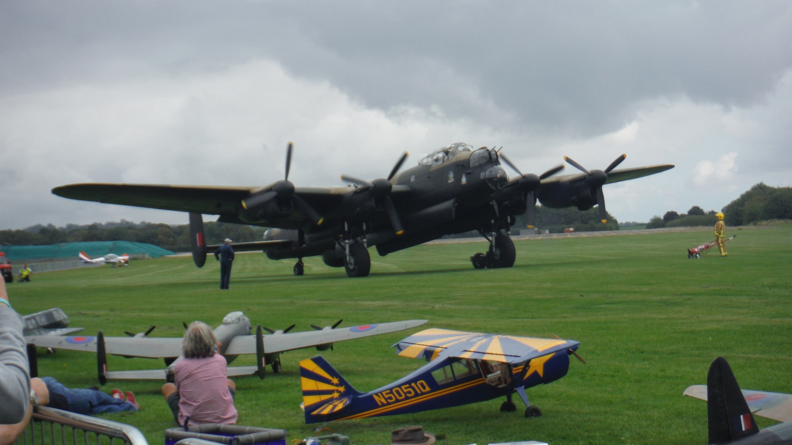Just Jane at East Kirby.