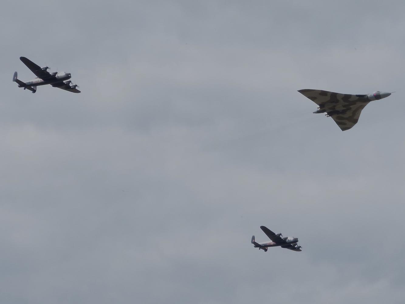 Avro Three Sisters August 2014