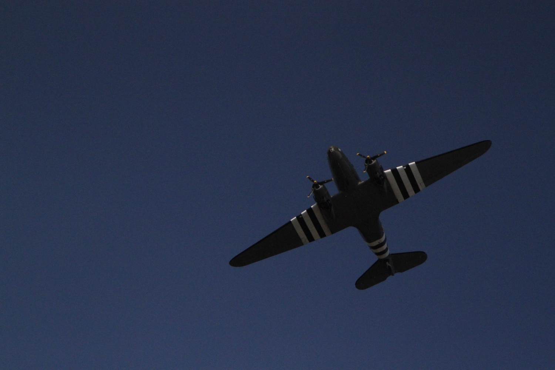 C47 Dakota ZA947. Lest We Forget.